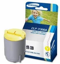 SAMSUNG CLP-Y300A Yellow LaserJet Toner Cartridge